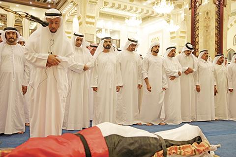 Dubai ruler's son Sheikh Rashid dies - Kuwait Times ...
