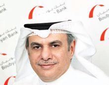 Adel Abdul Wahab Al-Majed, Boubyan Bank's Vice Chairman and CEO
