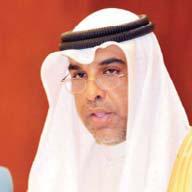 Chief of the Public Anti- Corruption Authority Abdulrahman Saleh Al- Namash