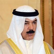 Kuwaiti Interior Minister Sheikh Mohammad Al-Khaled Al-Sabah