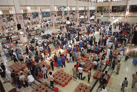 kuwait-fish-market