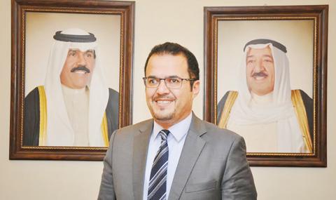 Kuwait Ambassador in Pakistan Nawaf Abdul Aziz Alenezi