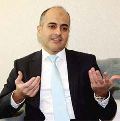 Dr Hamid Ghaderi, Deputy Medical Director, Royale Hayat Hospital, Kuwait. —Photos by Joseph Shagra