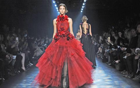 NY Fashion Week: Kors, DKNY, Marchesa - Kuwait Times   Kuwait Times