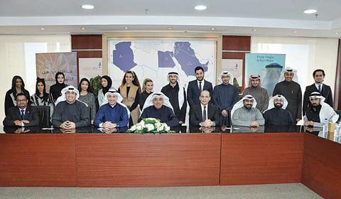 Gulf Insurance, Re-Insurance launch Management Development