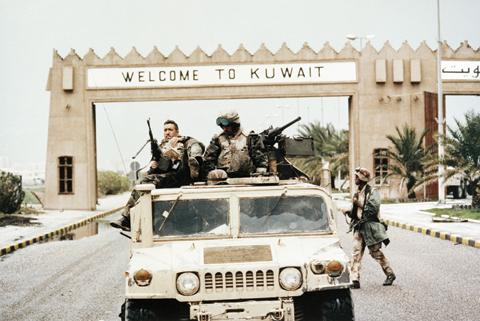 25 yrs later, Gulf War stills shapes Kuwait - Kuwait Times ...