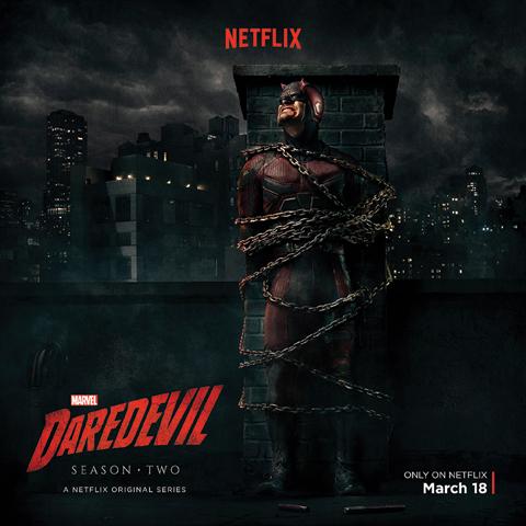 Daredevil\' goes global in Netflix milestone - Kuwait Times | Kuwait ...
