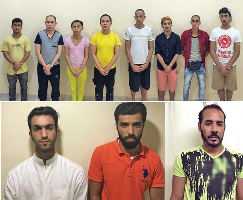 Gay kuwaiti males