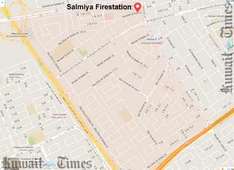 Bachelors in Salmiya Block 12 must leave Kuwait Times Kuwait Times
