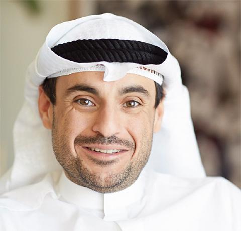 Chairman of Gulf Bank Omar Alghanim