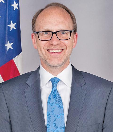 Ambassador Douglas Silliman