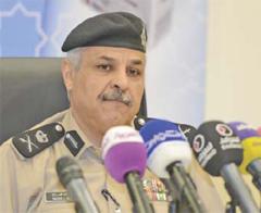 Major General Sheikh Mazen Al-Jarrah Al-Sabah