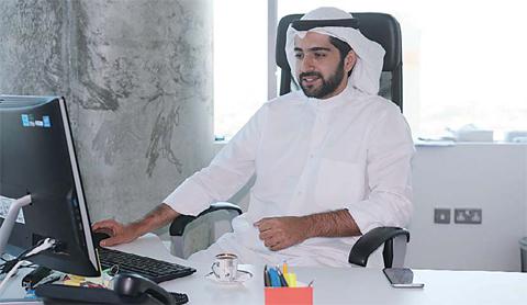 Abdullah Al-Mutawa, cofounder and CEO of Carriage.