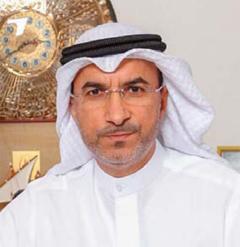 Makki Al-Qallaf, CEO of Amal Al- Kuwait Perfumes