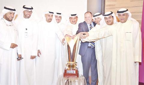 New Super Cup. — Photos by Yasser Al-Zayyat