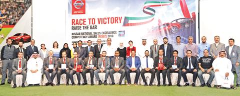 Al-Babtain Group holds Nissan Sales skills contest - Kuwait
