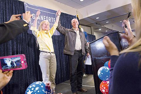 Gianforte apologizes to reporter in acceptance speech