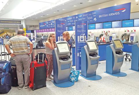 Shares in British Airways' parent company tumble - Kuwait ...