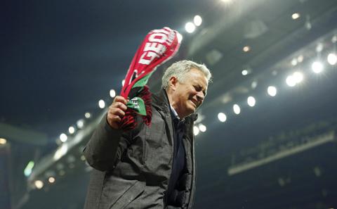 Jose Mourinho responds in fixture congestion row
