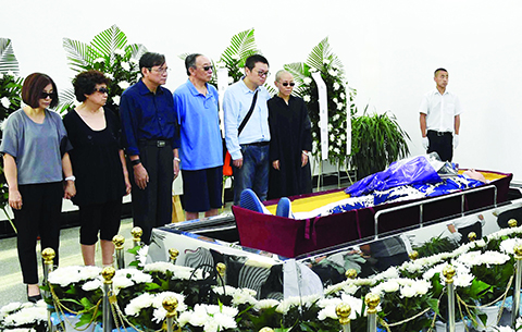 China faces backlash after Liu's death