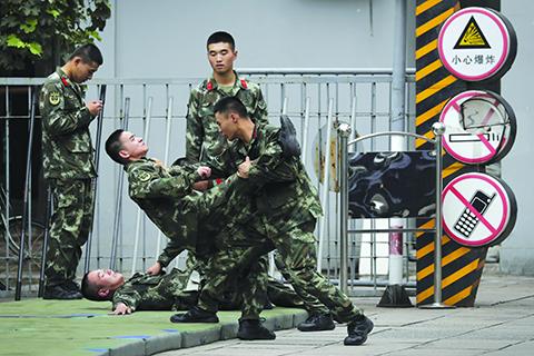 China warns India of its 'resolve' amid standoff - Kuwait ...