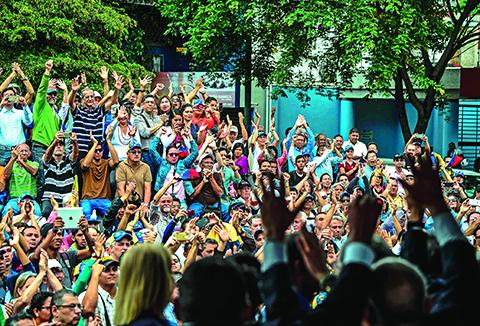 Struggle for power intensifies in Venezuela Supreme Court battle