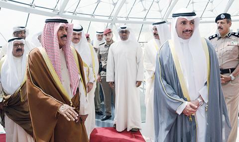 Egypt's Sisi, Kuwaiti FM discuss Qatari crisis in Cairo