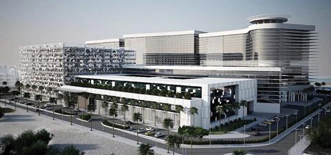 New Sabah Hospital 47 percent complete, project ends next