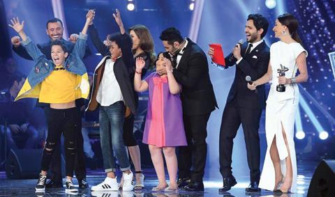 Morocco S Hamza Lebyed And Iraqi Superstar Kadim Al Sahir