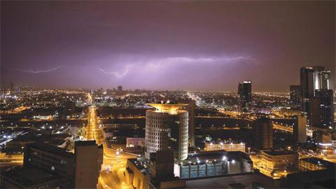 Sporadic Rain In Kuwait Kuwait Times Kuwait Times