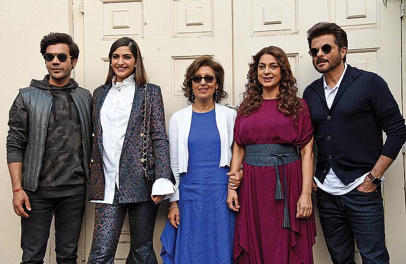 Bollywood film hailed for centering on lesbian romance