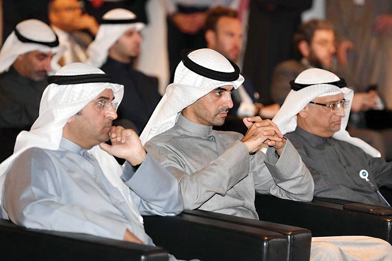 Kharafi eyes added value for bourse - Kuwait Times