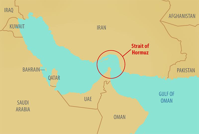 Attacking oil routes exposes alternatives to Strait of Hormuz