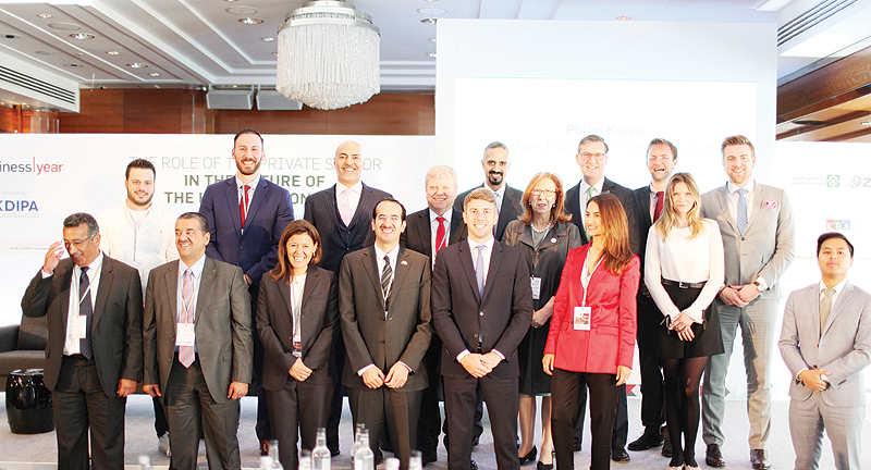Future of Kuwaiti economy under the microscope at London event