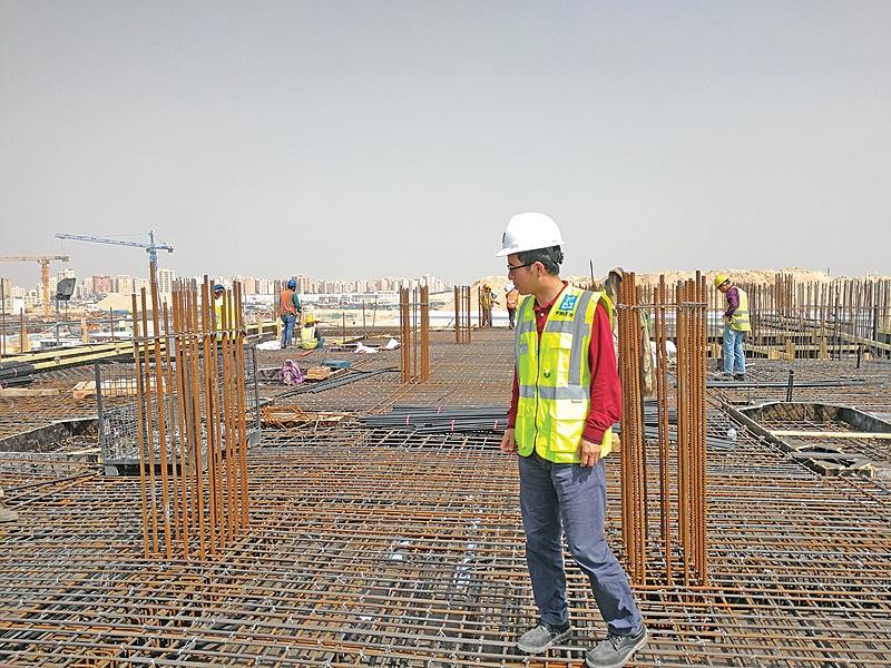 CSCEC supports 'Kuwait Vision 2035' - Kuwait Times