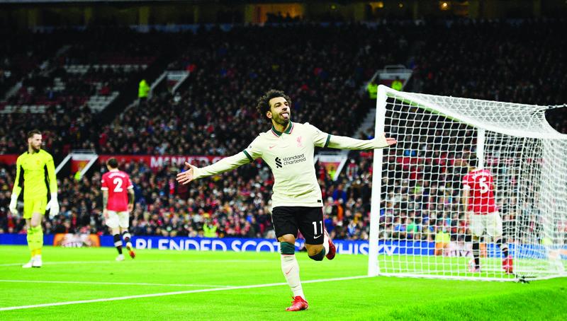 Liverpool humiliate Man Utd