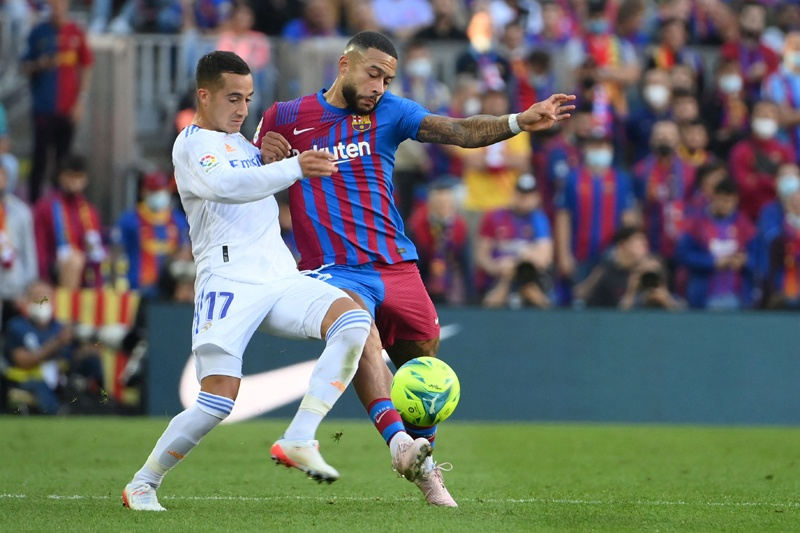 Madrid beat struggling rivals Barca